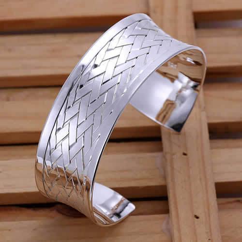 B031 потерять деньги акции! Оптовая продажа серебра 925 браслет, 925 серебряных мода ...