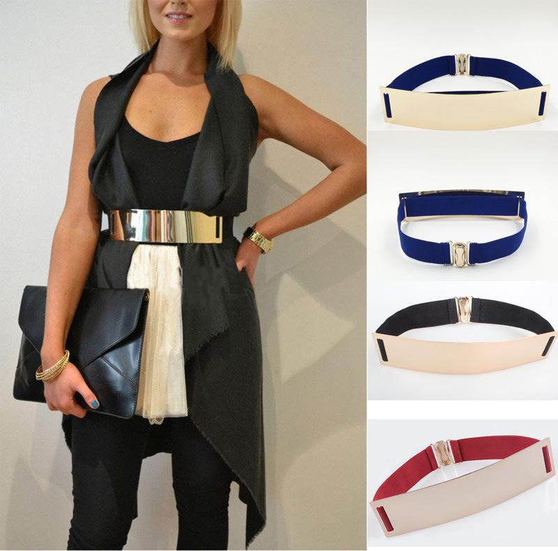 Ремни на платье модные