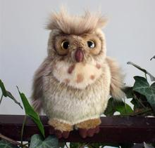 Simulation Stuffed Animal Toys Baby Gift Kawaii Owl Doll Children's Toy