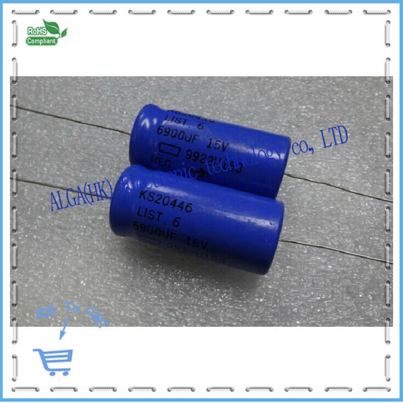 Здесь можно купить  The xd KS20446 axial horizontal 6900 uf electrolytic capacitor 15 v (generation 6800 uf 16 v) The xd KS20446 axial horizontal 6900 uf electrolytic capacitor 15 v (generation 6800 uf 16 v) Электронные компоненты и материалы