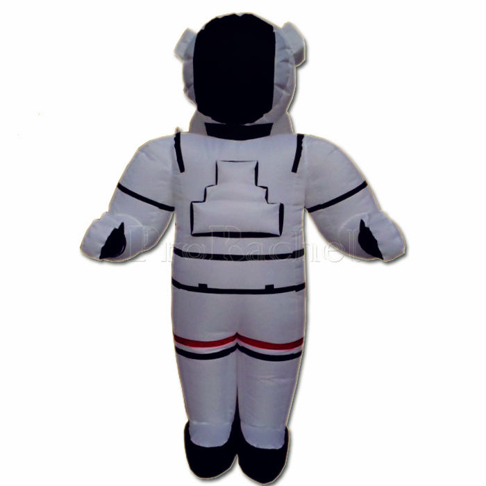 Good Quality 1.8M Giant Advertising Inflatable Astronaut Costumes W01021