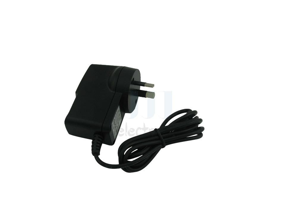 (20pccs/lot)Free Shipping 500mA AC 100V-240V to DC 6V 0.5A Power Supply Adapter charger 3.5mmx1.35mm AU plug(China (Mainland))