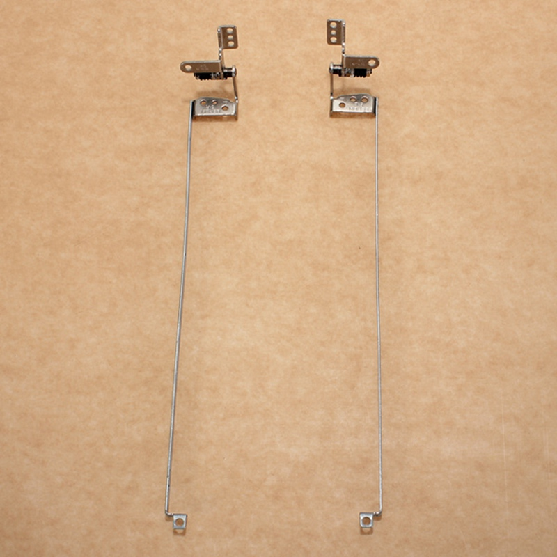 Brand New Good quality LCD Hinges L&R Set for Laptop for Toshiba Satellite C655 C655-S5212 C655D-S5200(China (Mainland))