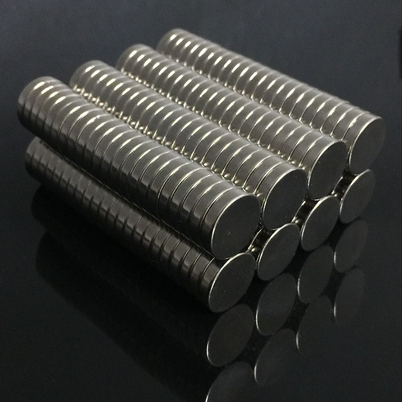 10PCS 15MM X 2MM Neodymium Disc Super Strong Rare-Earth N50 Small Fridge Magnets