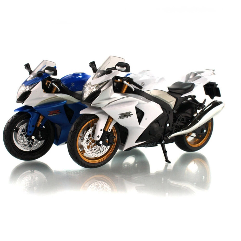 Ducati Multistrada Motorcycle Diecasts
