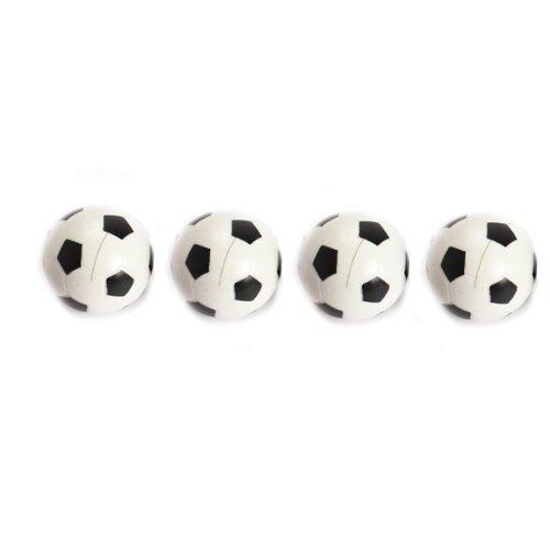 Wholesale 5X 4pcs 32mm Plastic Soccer Table Foosball Ball Football Fussball(China (Mainland))