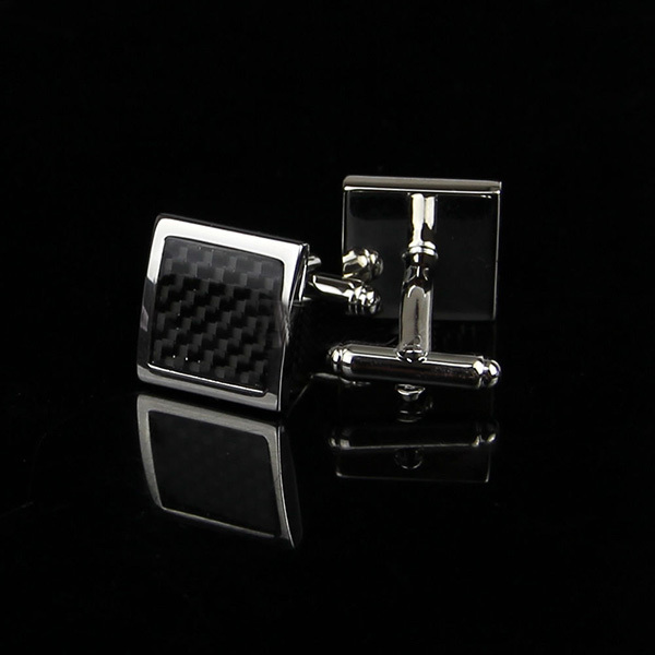High Quality Men Cuff Links Stainless Steel Vintage Mens Wedding Party Gift Classical Grid Cufflinks Fashion(China (Mainland))