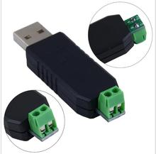Buy 1pcs USB RS485 485 Converter Adapter Support Win7 XP Vista Linux Mac OS WinCE5.0 for $1.15 in AliExpress store