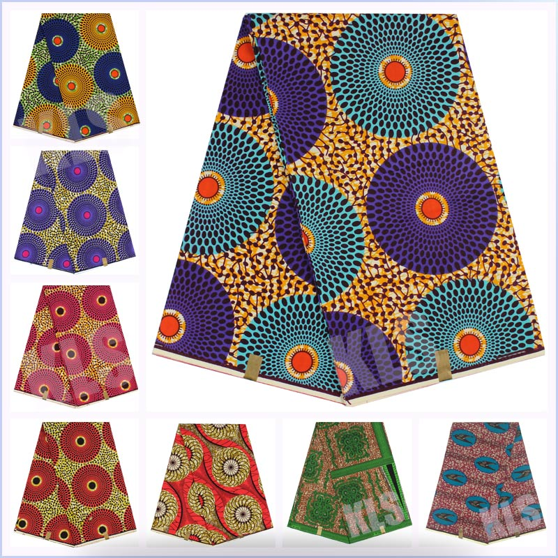 Free shipping ! best quality!! veritable dutch real wax hollandais wax ,african printed fabric 100% cotton Nigeria H16060501(China (Mainland))