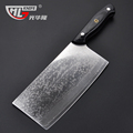 Japanese VG10 Damascus Cleaver Cutter 7 2 Inch Chopping Knife Chef Slicing kitchen knife cuchillos de