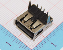 USB Connector A/F type,Right angle 90degree, 10, High Reputed quality! Free ship! - E-Simpo Electronics Co., Ltd. store