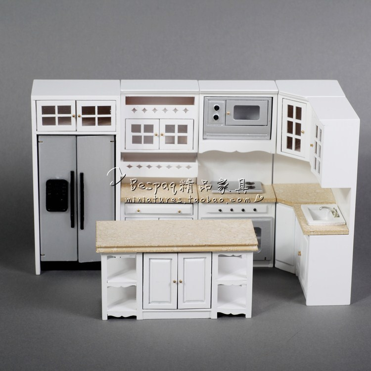 Dollhouse Kitchen Cabinet Sets Kitchen