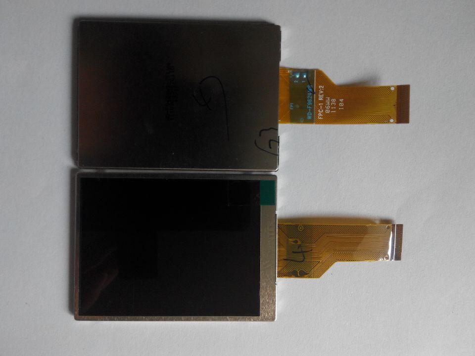 LCD Display Screen For Casio QV-R100 R100 AIGO DC-F500 for BENQ E1425 E1465 E1468 Haier S68 HP S300 Pioneer S1404 Digital Camera(China (Mainland))
