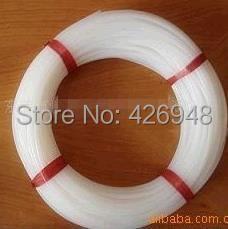 ID 2.2mm OD 3.2mm 10m Length PTFE TEFLON Tubing Tube Pipe hose,2.2x3.2mm PFA FEP F46 F4 capillary tube(China (Mainland))