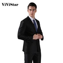 (Jackets+Pants) 2014 New Men Suits Slim Custom Fit Tuxedo Brand Fashion Bridegroon Business Dress Wedding Suits Blazer  H0285(China (Mainland))