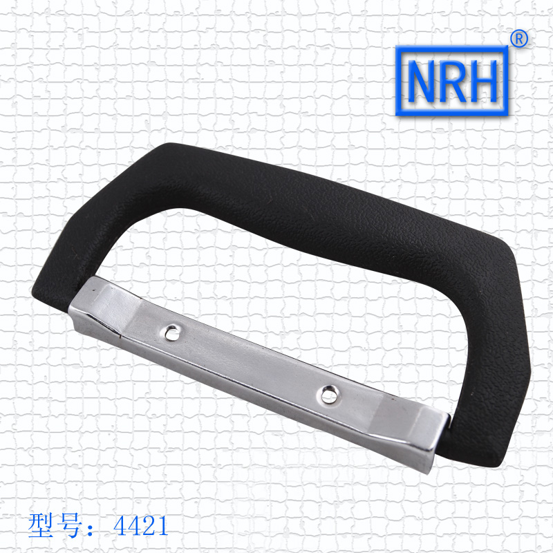 Hardware Accessories Electric Instrument Box Handle Draw Bar Toolbox Plastic Handle 4421(China (Mainland))