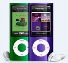 2 pcs Wholesale High Quality ONLY 4th Gen MP4 Music Player for Media Entertainment and Leisure,