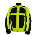 2016 new summer breathable mesh Moto Jacket men women Motorcycle Racing jacket Reflective plus size M