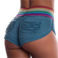 2018 Celana Pendek Wanita Musim Panas Kapas Slim Seksi Pantai Kasual Kurus Celana Hot Jual Pinggang Tinggi Kasual Celana Pendek Fashion Hotpants(China)