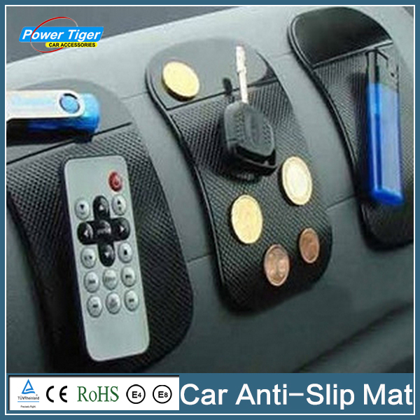 New 1pc free shipping Car Magic Grip Sticky Pad Anti Slide Dash Cell Phone Holder Non Slip Mat Clea Wholesale(China (Mainland))