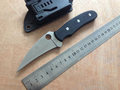 Latest OEM tactical knife 7 rc17 is suing hunting knife blade K scabbard G10 handle 56
