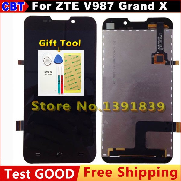 zte grand x 4 replacement screen points