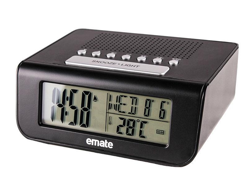 online cheap alarm clock radio alarm clocks digital alarm clock radio despertador table clock by. Black Bedroom Furniture Sets. Home Design Ideas