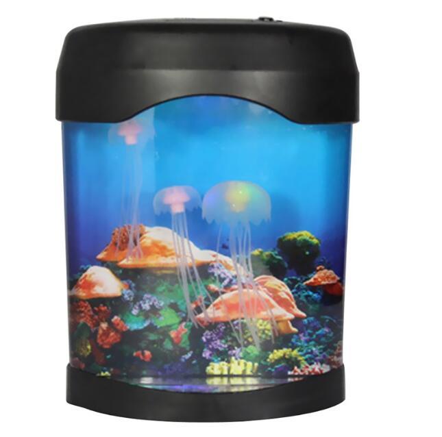 led quallen aquarium kaufen billigled quallen aquarium. Black Bedroom Furniture Sets. Home Design Ideas