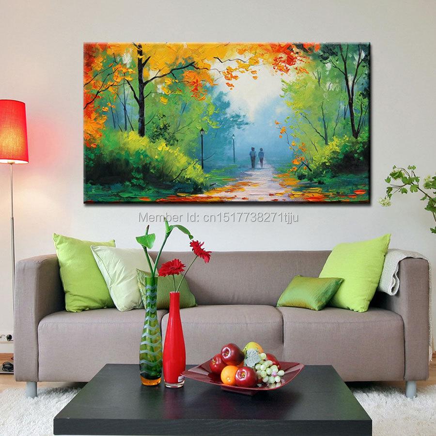 Peintures for t promotion achetez des peintures for t promotionnels sur aliex - Peinture sur toile moderne pas cher ...