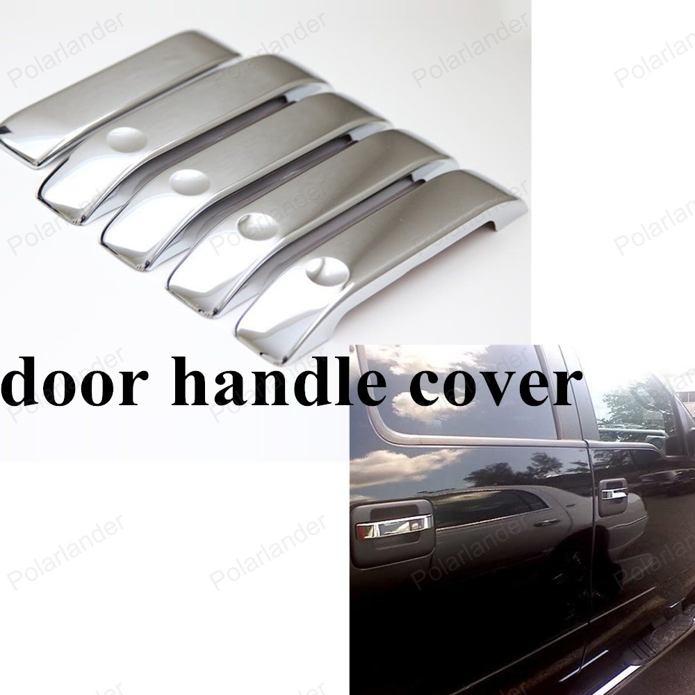 Top-Rated Best Quality for sale car door handle chrome cover for Ford F15 2004-2014 Service auto tailgate handle cover(China (Mainland))