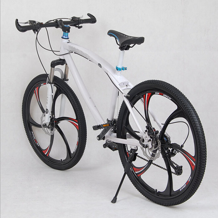 New High end 26 inch 24 speed Carbon steel mountain bike speed high quality road bicycle