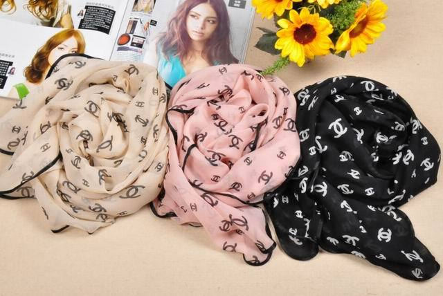 2014 Fashion Letter Large square women Chiffon silk scarf Sunscreen scarf shawl 140cm*90cm Free Shipping(China (Mainland))