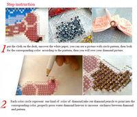 Товары для Вышивки и Шитья Diy 3d