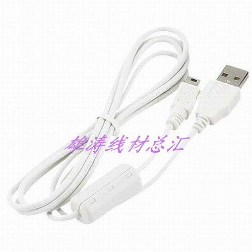 Original USB Cable for Canon Cameras & Camcorders IFC-400PCU IXUS 30 IXUS 300 IXUS 800 IS 7D 5D 50D 40D 30D 20D 10D(China (Mainland))