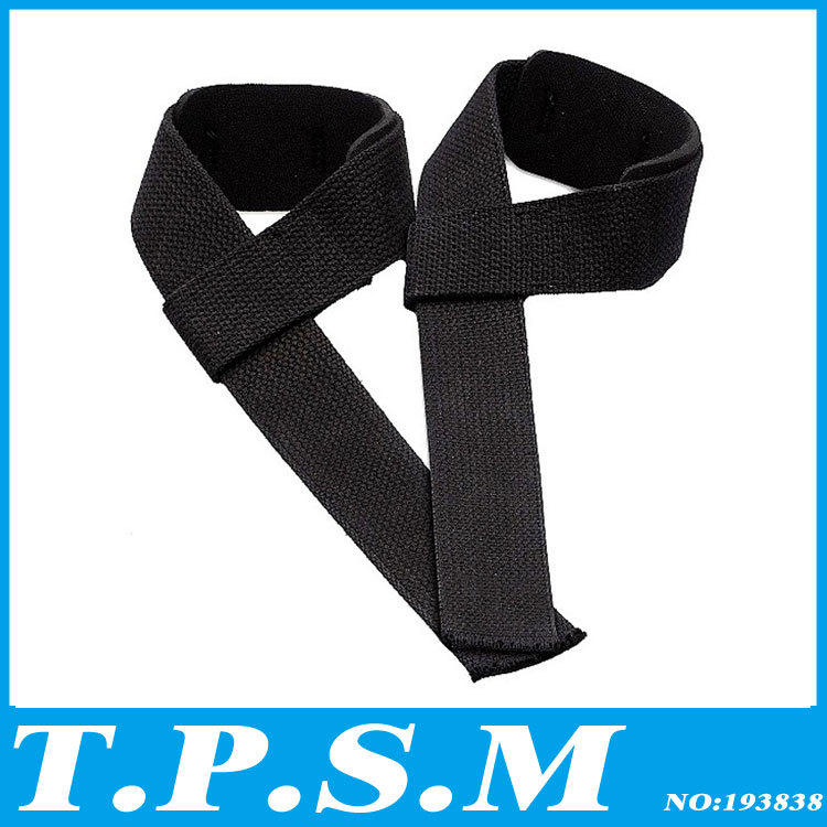 Weight Lifting Hand Wrist Bar Support Strap Hand Bar Wrist Brace Support Gym Straps Weight Lifting wrap Body Building Grip Glove(China (Mainland))