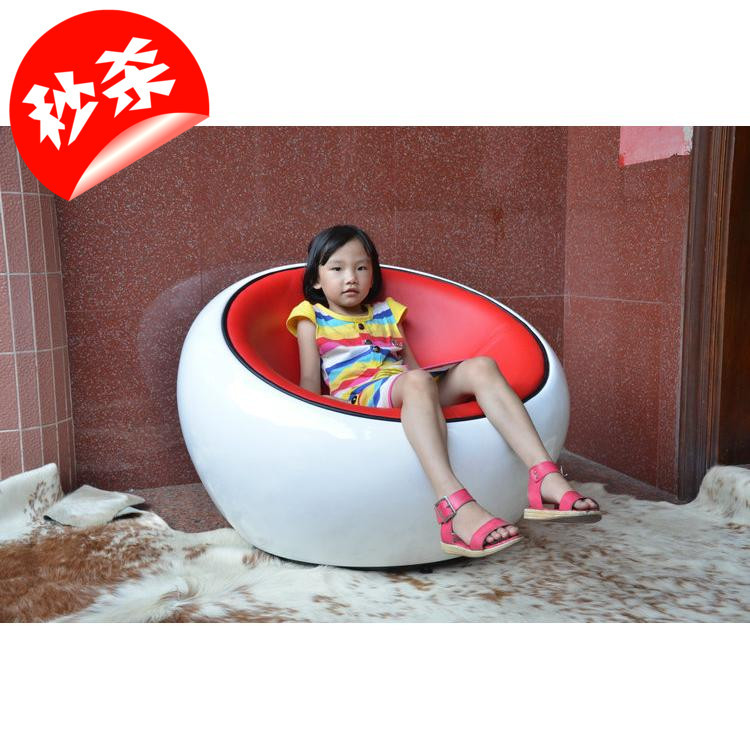 Rotating chair of FRP tank hemisphere hemisphere moon with the Earth sofa lounge furniture Specials(China (Mainland))