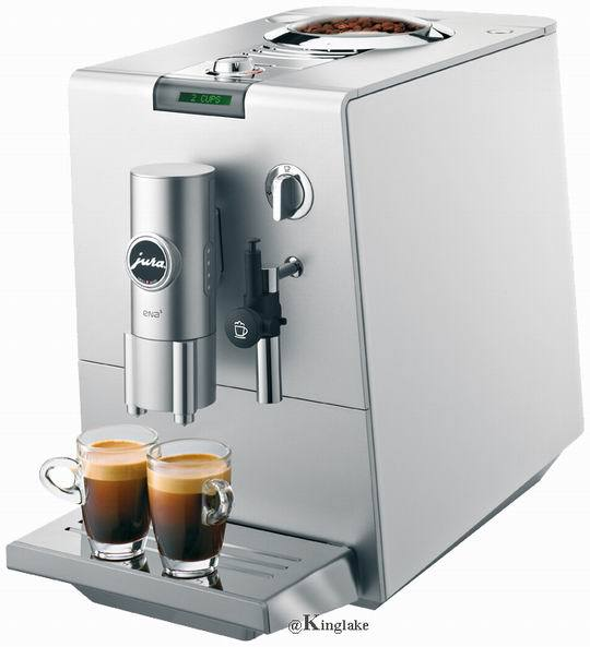 Vacuum Coffee Maker Metal : vacuum coffee maker Fully automatic juraena3 jura coffee machine stainless steel coffee maker ...
