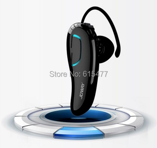 JOWAY H02 Mobile wireless Bluetooth headset, universal stereo mini one with two music Bluetooth headset Dual standby radio song