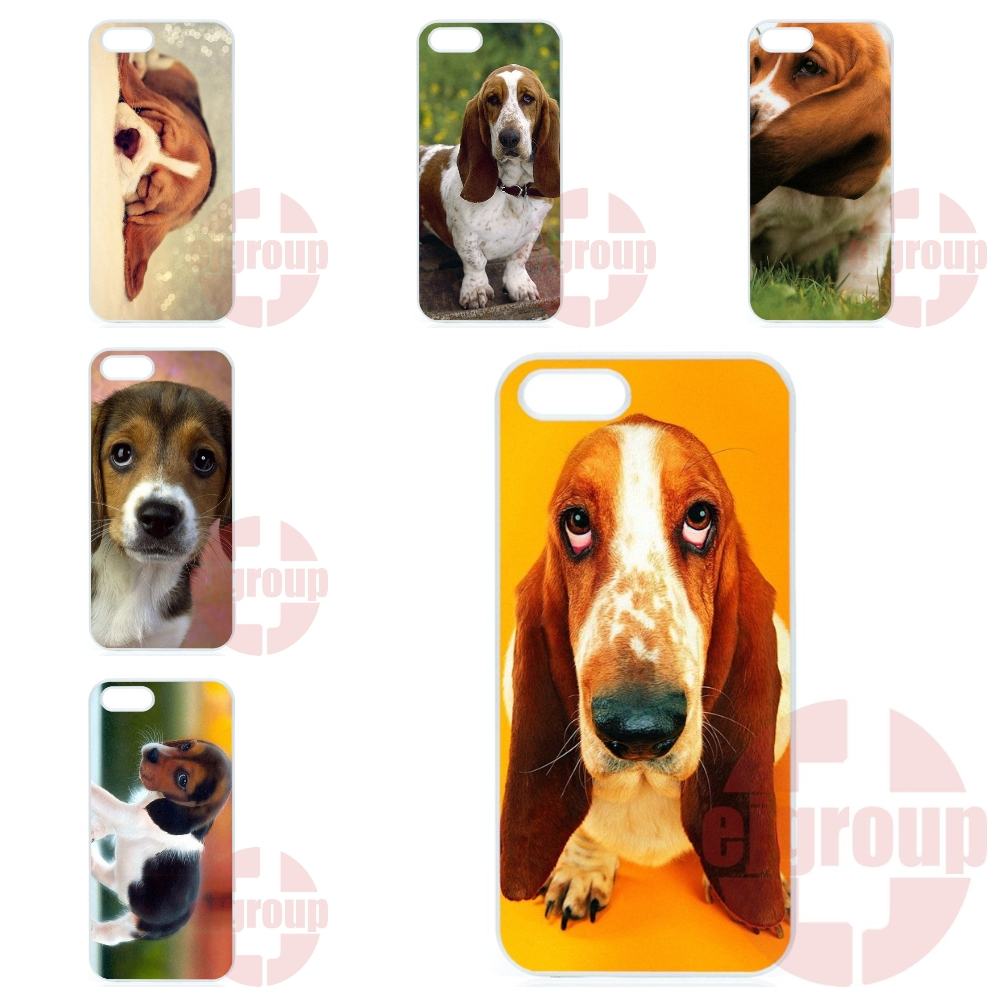 Basset Hound dog puppies For Nokia Lumia 540 550 640 830 950 X2 XL For Google Pixel XL Nexus 6 Fashion Mobile Phone(China (Mainland))
