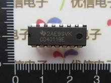 Line HEF / CD TL HCF4011 four 2 -input NAND gate DIP-14 - A1129 AIX ELECTROINC CO.,LTD store