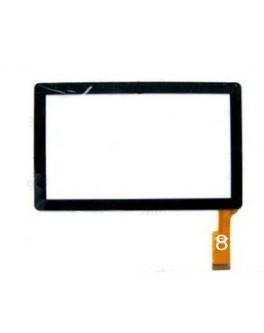 "20Pcs/lot 7"" A13 Q88 ZHC-Q8-057A Tablet touch screen panel Digitizer Glass Sensor DLW-CTP-009 XY-8Q D07002A Q8-DH SR Free Ship(China (Mainland))"