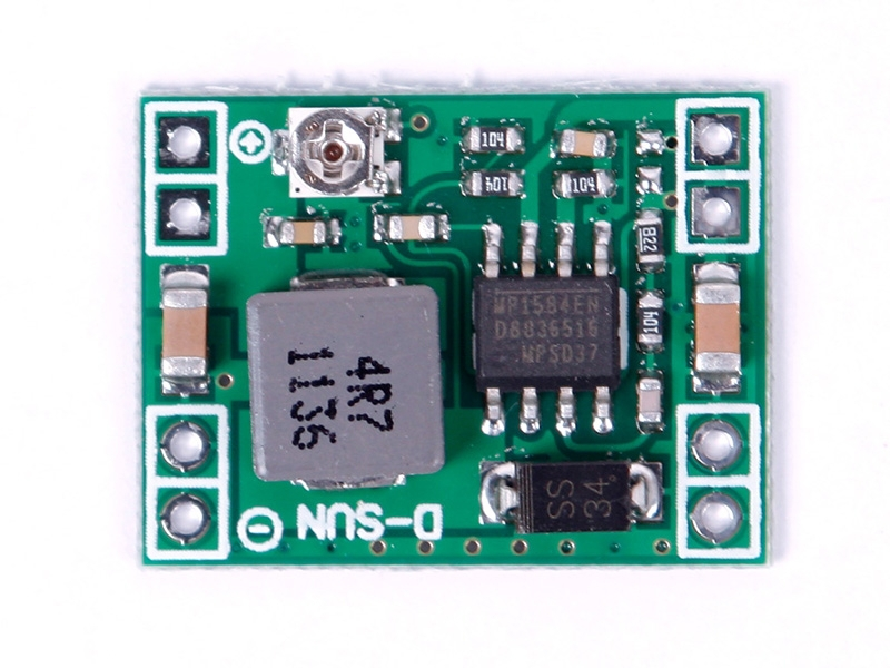 Источник питания OEM 3A dc/dc LM2596s #55844 Power Supply Module цена и фото