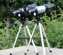 Top Quality 150X Zoom HD Outdoor Monocular Space Astronomical Telescope With Portable Tripod Spotting Scope(China (Mainland))