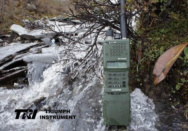 Tri prc/152 fm /walkie talkie ipx7 оголовок скважинный unipump 152 40 акваробот