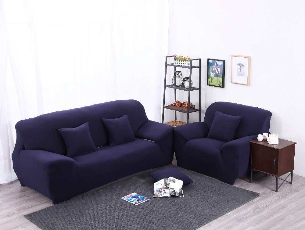 Popular sectional sofa loveseat buy cheap sectional sofa for Sofa arm covers blue