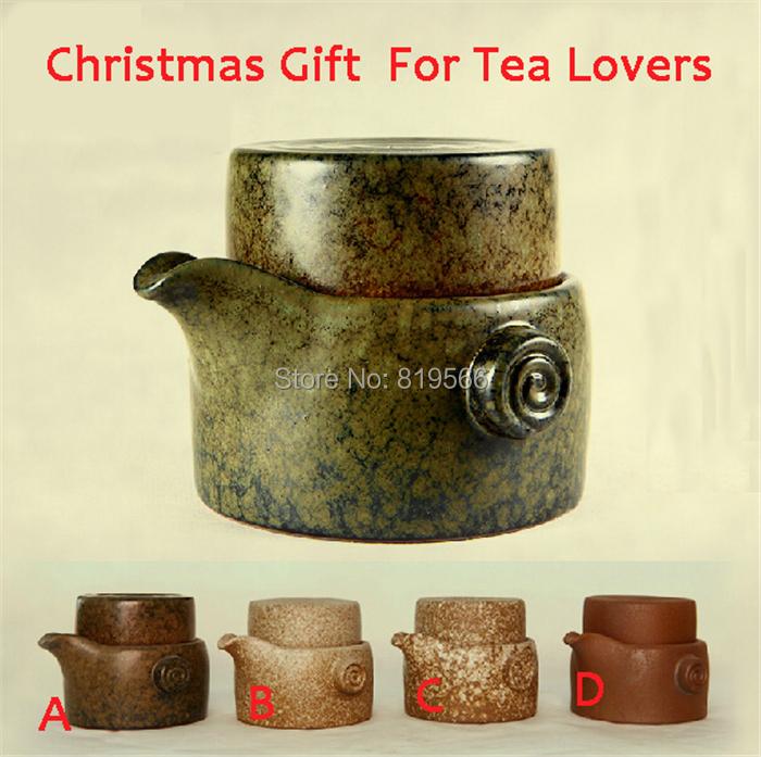 New 2014 Travel Tea Set Christmas Gift For Tea Lovers
