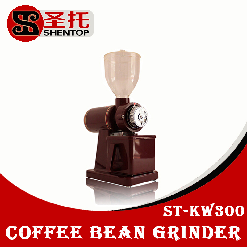 SHENTOP ST-KW300 Half pound Coffee Grinder Electronic Coffee Bean Grinder coffee mill coffee grinder electric Free shipping(China (Mainland))