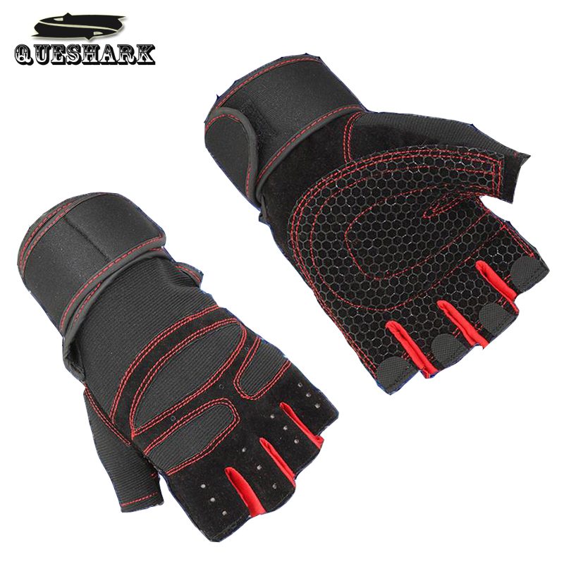 Weight Lifting Gym Straps Wrist Support Gloves Hand Palm Protector Fashion Ski Skating Wrist Protector Gym Sport Support Wrists(China (Mainland))