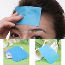 250 Pcs Absorption Film Tissue Random Facial Oil Control  Makeup Blotting Paper Free / Drop Shipping(China (Mainland))