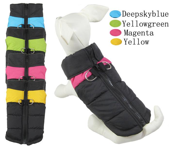 Pet winter clothing for font b dog b font pet font b dog b font jpg